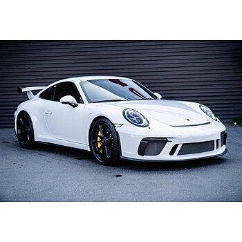 2018 Porsche 911 for sale 101522887