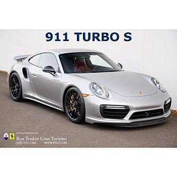 2018 Porsche 911 Turbo S for sale 101535142