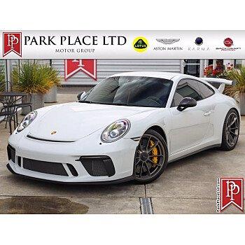 2018 Porsche 911 for sale 101606205