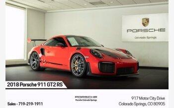 2018 Porsche 911 for sale 101613722