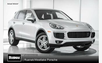 2018 Porsche Cayenne for sale 100916777