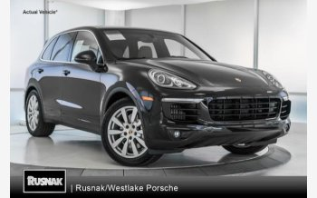 2018 Porsche Cayenne for sale 101002485