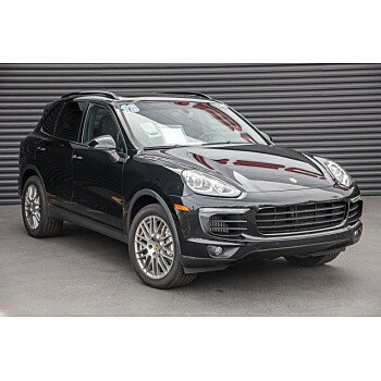2018 Porsche Cayenne for sale 101076584