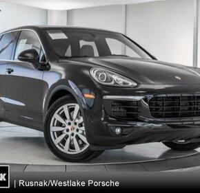 2018 Porsche Cayenne for sale 101002485