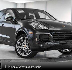 2018 Porsche Cayenne for sale 101039595