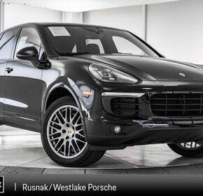 2018 Porsche Cayenne for sale 101087753