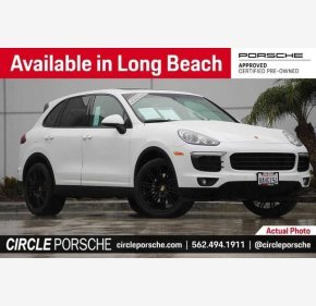 2018 Porsche Cayenne for sale 101089238