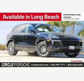 2018 Porsche Cayenne for sale 101107174