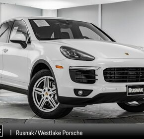 2018 Porsche Cayenne for sale 101108745