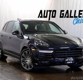 2018 Porsche Cayenne for sale 101344808