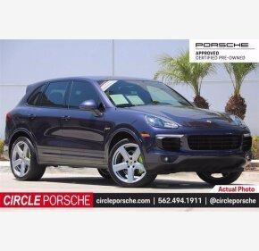 2018 Porsche Cayenne for sale 101352206