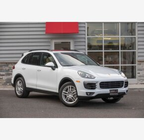 2018 Porsche Cayenne for sale 101410303
