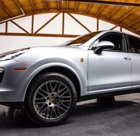 2018 Porsche Cayenne for sale 101418043