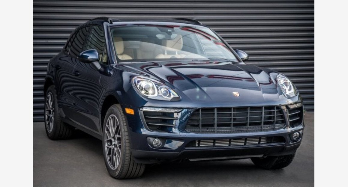 2018 Porsche Macan for sale 101039693