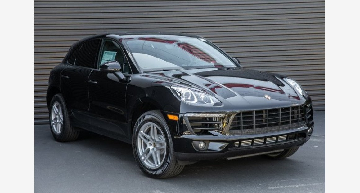 2018 Porsche Macan for sale 101040299