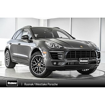 2018 Porsche Macan for sale 101087110