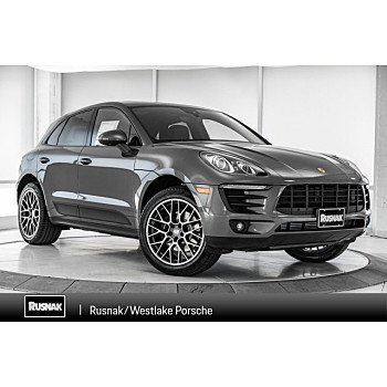 2018 Porsche Macan for sale 101106475