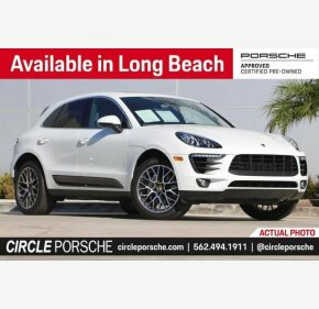 2018 Porsche Macan S for sale 101029017
