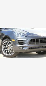2018 Porsche Macan for sale 101032470