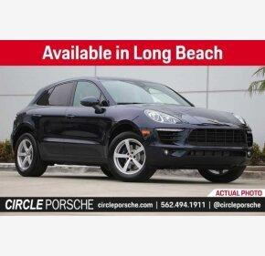 2018 Porsche Macan for sale 101035780