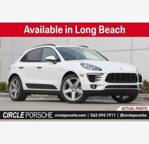 2018 Porsche Macan for sale 101036321
