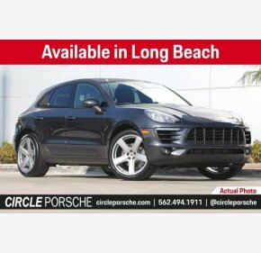 2018 Porsche Macan for sale 101036323