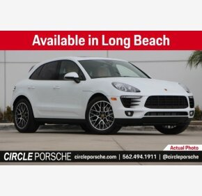 2018 Porsche Macan for sale 101036329