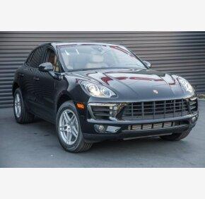 2018 Porsche Macan for sale 101038272