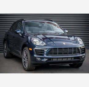 2018 Porsche Macan for sale 101039086