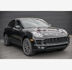 2018 Porsche Macan for sale 101039687