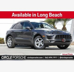 2018 Porsche Macan for sale 101044537