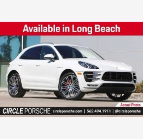 2018 Porsche Macan Turbo for sale 101044540