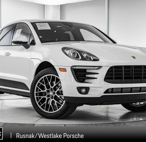 2018 Porsche Macan for sale 101060474