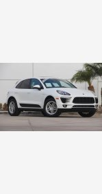 2018 Porsche Macan for sale 101060630