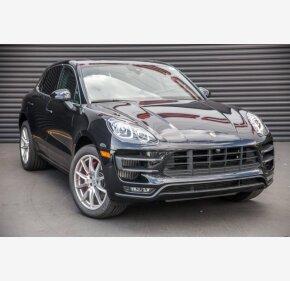 2018 Porsche Macan Turbo for sale 101076606