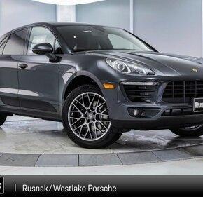 2018 Porsche Macan for sale 101078080