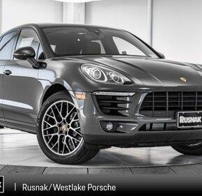 2018 Porsche Macan for sale 101078097