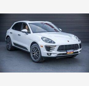 2018 Porsche Macan for sale 101101090