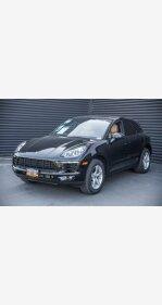 2018 Porsche Macan for sale 101101094