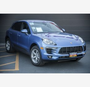 2018 Porsche Macan for sale 101104426