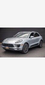 2018 Porsche Macan for sale 101121773