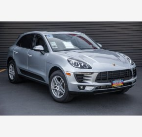 2018 Porsche Macan for sale 101123678