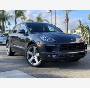 2018 Porsche Macan for sale 101128880