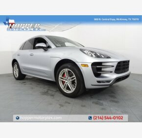 2018 Porsche Macan Turbo for sale 101130819