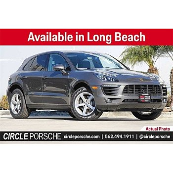2018 Porsche Macan for sale 101131881