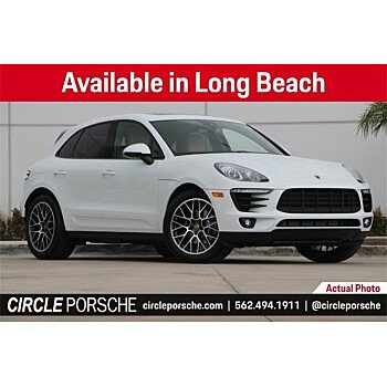 2018 Porsche Macan for sale 101131884