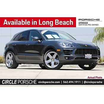 2018 Porsche Macan for sale 101131905
