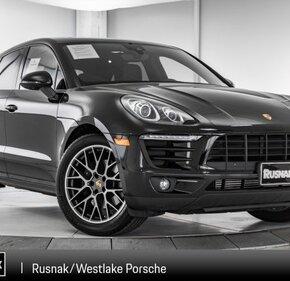 2018 Porsche Macan for sale 101134290