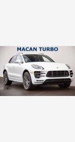 2018 Porsche Macan Turbo for sale 101137244