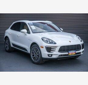 2018 Porsche Macan for sale 101142165